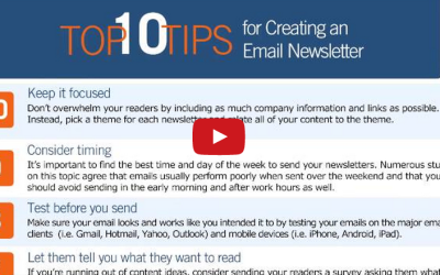 Guidelines For Sending Email Newsletters