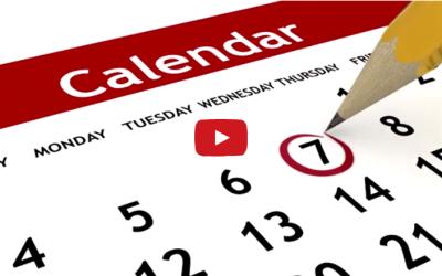 About Marketing Calendars #2
